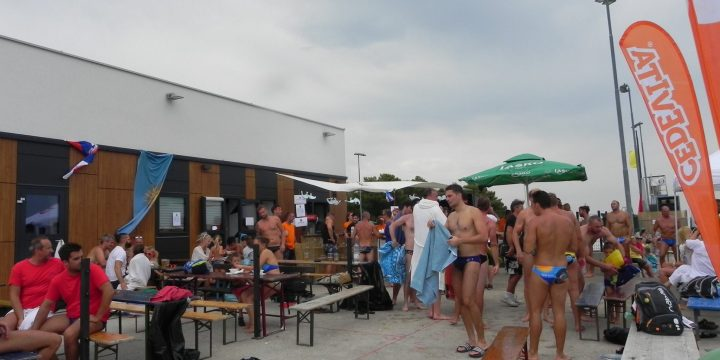 Summer – Koper Žusterna – Water polo